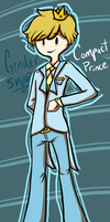 GenderSwap: Compact Prince by Ask-CompactPrincess