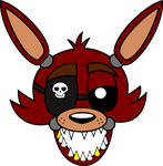 Foxy Mask by EfernoTheDragon