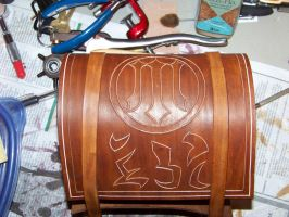 potion case wip 1d by MerrillsLeather