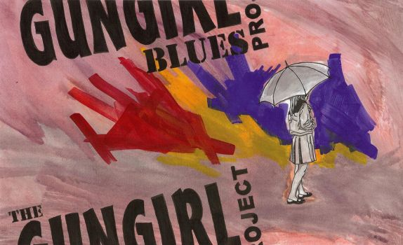 The GunGirl Blues Promotional Image by JunketPO