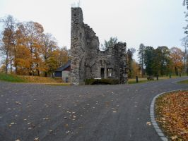 Paide Order Castle 2 by MASYON