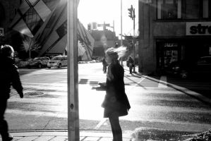BLOWING by GSMStreetPhotography