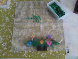 A Christmas tree for everyone by Perler-Beads-S