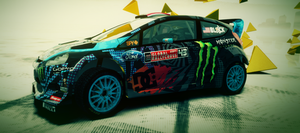 Ken Block - Hoonigan Racing Division (GRC) - 2013 by I-W-E