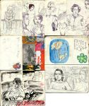 Sketches from Greece part two by spacecraft
