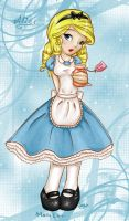 Alice in Wonderland by ooaloha46oo