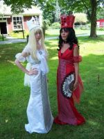 + Red Queen and White Queen 2 by 2sadsexually