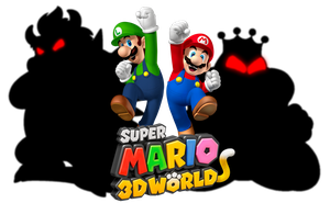 Super Mario 3D World - Wart or Bowser? by Legend-tony980