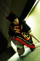 Batman- Tim Drake Lolita by VandorWolf