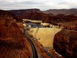 Hoover Dam 01 by abelamario