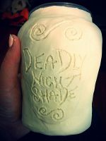 Deadly Night Shade- WIP by Lustuad