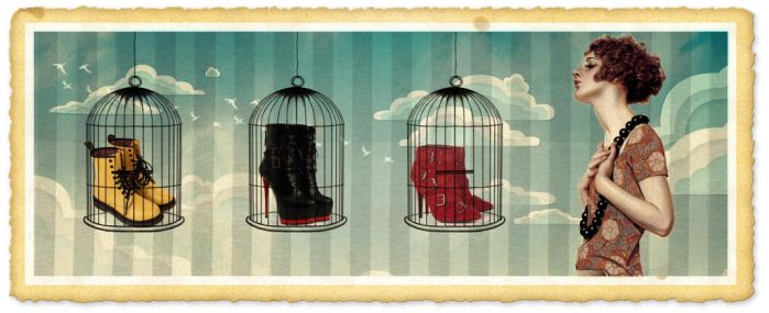 For the love of shoes by hogret