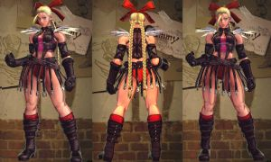 SFxT Cammy custom Skin by chavesevahc