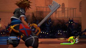 Sora Vs The Heartless by trollinlikeabitchtit