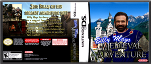Billy Mays' Medieval Adventure by HappyRussia