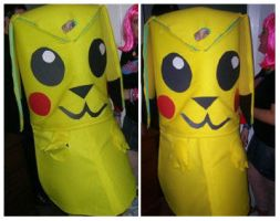 PIKA? Silly Halloween Costume by VesteNotus