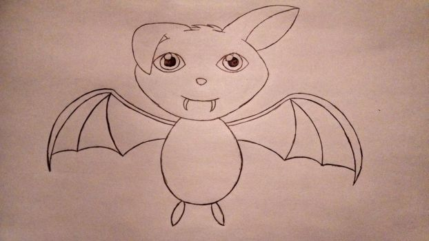 Baby Bat by Roselover159