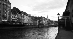Seul face a Strasbourg 1 by citadin