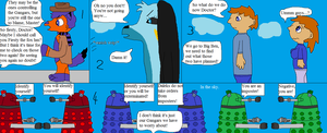 Doctor who series 2 episode 9 pt.6 by DoctorChesterthe1st