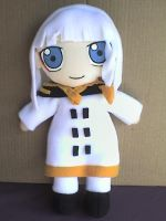 Last Exile Little Dio Plushie by VioletLunchell