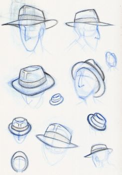 Fedora Practice by Expression
