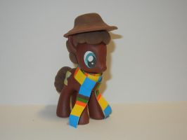 Doctor Whooves: The 4th Doctor by SilverBand7