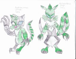 htf digimon lifty part 2 by anolelightdragon