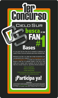 Flyer Concurso Fan N1 CS by offernandinhoon