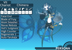 MM: Chimera Rank 5 by Ushimipan