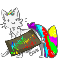 . : Krystalklear Adopts Welcome : . by Splotchii