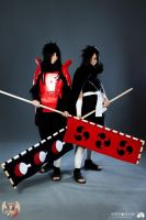 Cosplay Izuna Madara Uchiha359 by NakagoinKuto