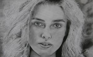 Keira Knightley by LPalmart