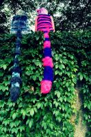 Tim Burtons Cheshire Cat :: 02 by Deathly-Sora