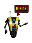 Claptrap! by PrincessBloodyMary