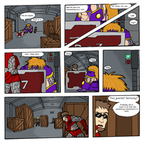 Heroverse page 2 by Mariannefosho