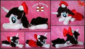 My Little Pony - Lacey Surprise - Handmade Plush by Lavim