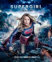 New Supergirl S2 Episode 2x21 Poster by Artlover67