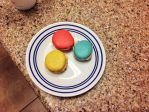 Ib themed Macrons!!!!!! by OceanaTheFox