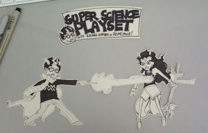Super Science Playset p2 by Eruditer