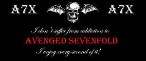 Avenged Sevenfold (I love it) by a7x-kjh