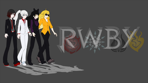 RWBY desktop 2 by VnixxiR