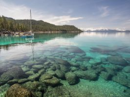 East Shore Lake Tahoe140419-23 by MartinGollery