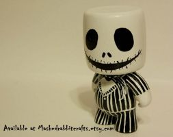 Jack Nightmare Before X-Mas by maskedrabbitcrafts