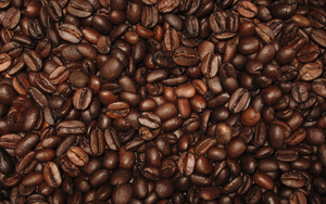 Coffee Bean Wallpaper by mrskupe