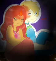 Together in the dark by Ask-The-Boys
