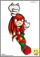 Knuckles by SLYKM