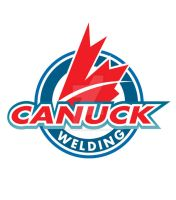 Canuck Welding Logo Design by albundyland