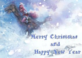 Merry Christmas and Happy New Year ~ by fLieRz