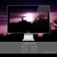 Coming Down Wallpaper Pack by KHKreations