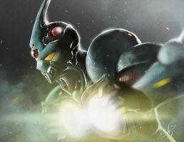 The Guyver by steven-donegani